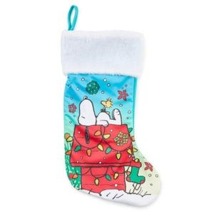 Other - Peanuts Snoopy Stocking 18""
